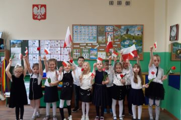 Zerówka z flagami